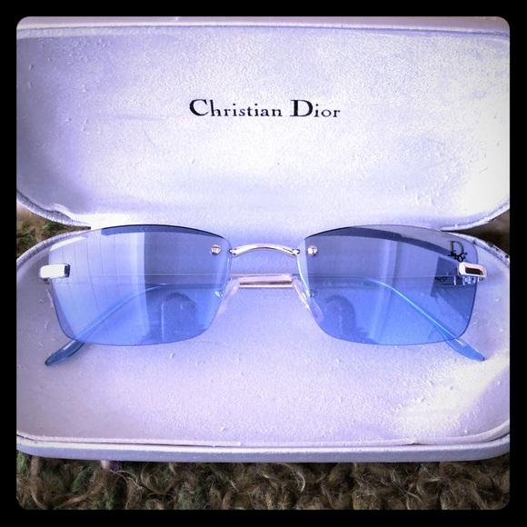 5b7f4e6313c Dior Accessories - 🆕Authentic Dior Tiger Sunglasses Blue   Silver